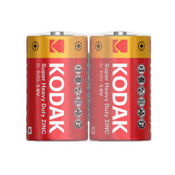 Kodak Extra Zinc Féltartós Góliát Elem D (1,5V) (shrink) S2