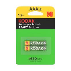 Kodak Akkumulátor Mikro 650mAh Ni-Mh AAA B2
