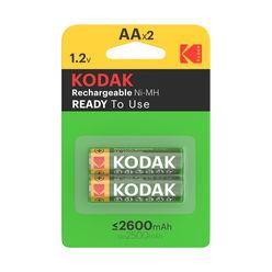 Kodak Akkumulátor Ceruza 2600mAh Ni-Mh AA B2
