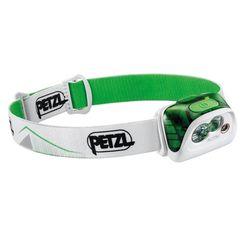 Petzl Fejlámpa ACTIK Green (+3AAA) (350 lumen)