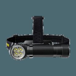 Nitecore Fejlámpa HC35 (21700 - tartozék) 4xCREE XP-G3 S3 (2700 lumen)