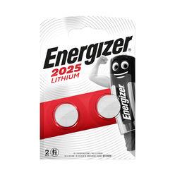 Energizer Gombelem Lithium CR2025 B2