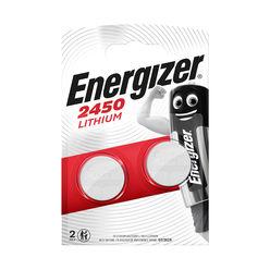 Energizer Gombelem Lithium CR2450 B2