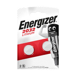 Energizer Gombelem Lithium CR2032 B2
