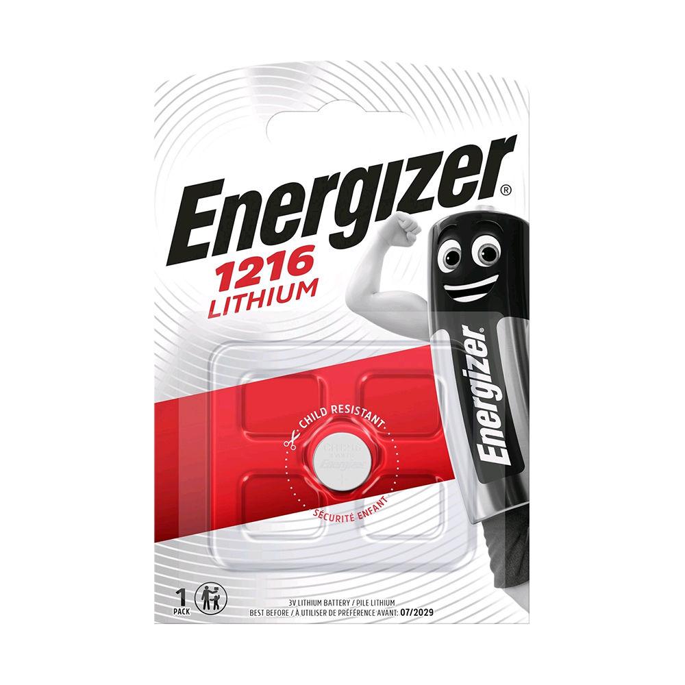 Energizer Gombelem Lithium CR1216 B1