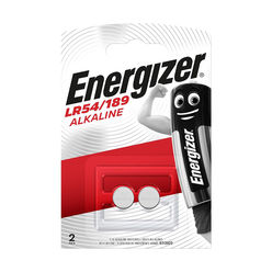 Energizer Gombelem Alkáli AG10 / LR54 B2