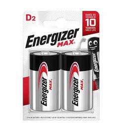 Energizer Max Alkáli Góliát Elem D B2