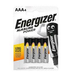 Energizer Alkaline Power Alkáli Mikro Elem AAA B4