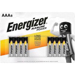 Energizer Alkaline Power Alkáli Mikro Elem AAA B8