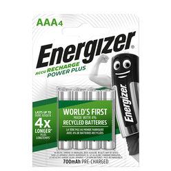 Energizer Akkumulátor Power Plus R2U Mikro 700mAh AAA B4