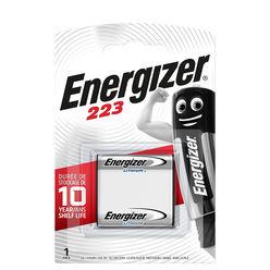 Energizer Lithium Fotó Elem CR223 B1 (6V)