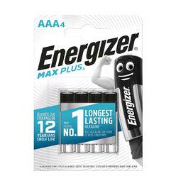 Energizer Max Plus Alkáli Mikro Elem AAA B4
