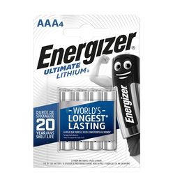Energizer Ultimate Lithium Mikro Elem AAA B4