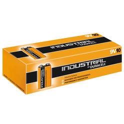 Duracell Industrial Alkáli Elem 9V P10