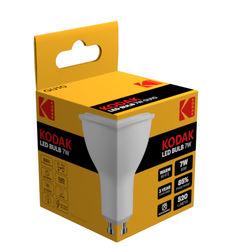 KODAK Max LED Izzó Spot Alu-Plastic 7W GU10 100° 2700K (520 lumen)