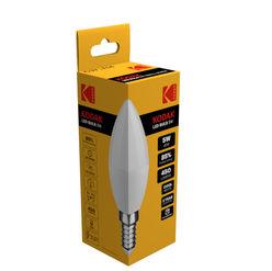 KODAK Max LED Izzó Candle C37 5W E14 270° 4000K (450 lumen)