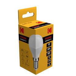 KODAK Max LED Izzó Globe Mini G45 7W E14 270° 6000K (550 lumen)