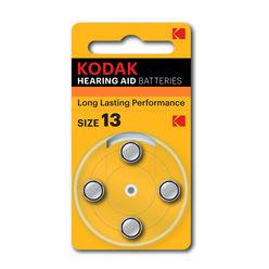 Kodak Hallókészülék Elem 13 B4
