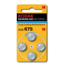 Kodak Hallókészülék Elem 675 B4