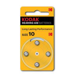 Kodak Hallókészülék Elem 10 B4