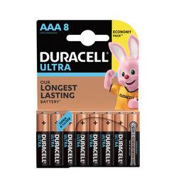 Duracell Ultra Power Alkáli Mikro Elem AAA (1,5V) B8
