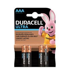 Duracell Ultra Power Alkáli Mikro Elem AAA (1,5V) B4