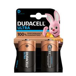 Duracell Ultra Power Alkáli Góliát Elem D (1,5V) B2