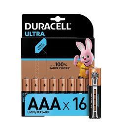 Duracell Ultra Power Alkáli Mikro Elem AAA (1,5V) B16