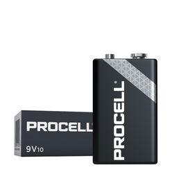 Duracell PROCELL Alkáli Elem 9V MN1604 P10