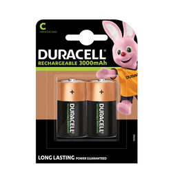 Duracell Akkumulátor Baby 3000mAh C B2