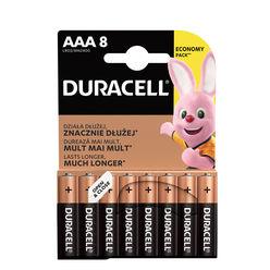 Duracell Basic Alkáli Mikro Elem AAA (MN2400) (1,5V) B8