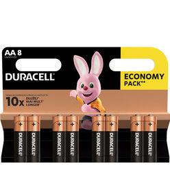 Duracell Basic Alkáli Ceruza Elem AA (MN1500) (1,5V) B8