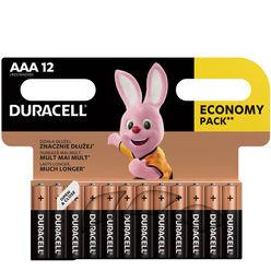 Duracell Basic Alkáli Mikro Elem AAA (MN2400) (1,5V) B12