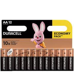 Duracell Basic Alkáli Ceruza Elem AA (MN1500) (1,5V) B12