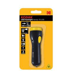 Kodak Elemlámpa Handy 70 (akkumulátoros) + USB (70 lumen) B1