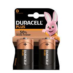 Duracell Plus Power Alkáli Góliát Elem D (1,5V) B2