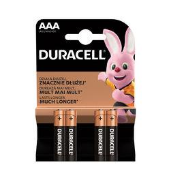 Duracell Basic Alkáli Mikro Elem AAA (MN2400) (1,5V) B4