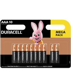 Duracell Basic Alkáli Mikro Elem AAA (MN2400) (1,5V) B10