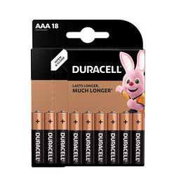 Duracell Basic Alkáli Mikro Elem AAA (MN2400) (1,5V) B18