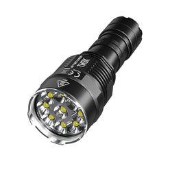 Nitecore Elemlámpa TM9K (1x21700) 9xCREE XP-L HD V6 (9500 lumen)