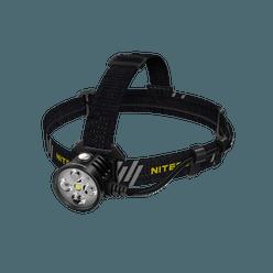 Nitecore Fejlámpa HU60 + USB 4xCREE XP-G3 S3 (1600 lumen)