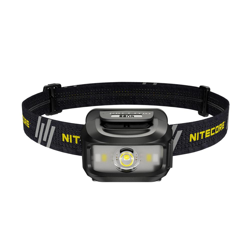 Nitecore Fejlámpa NU35 (akkumulátoros - tartozék) CREE XP-G3 S3 (460 lumen)