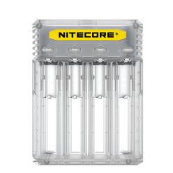 Nitecore Kellék Akkumulátor Gyorstöltő Q4 - White