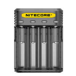 Nitecore Kellék Akkumulátor Gyorstöltő Q4 - Blackberry