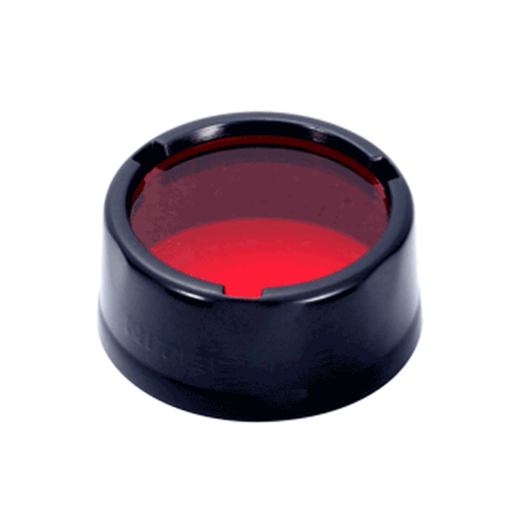 Nitecore Kellék NFR25 Szűrő Piros