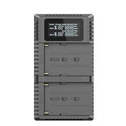 Nitecore Kellék Akkumulátor Töltő Sony Kamerához USN3 PRO