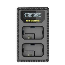 Nitecore Kellék Akkumulátor Töltő Sony Kamerához USN1