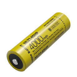Nitecore Kellék Akkumulátor 21700 NL2140HP 4000mAh 8A 3,6V B1