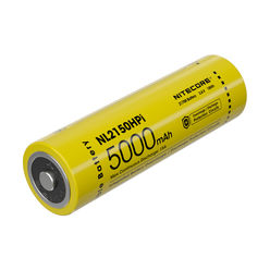 Nitecore Kellék Akkumulátor 21700 NL2150HPi 5000mAh 3,6V B1