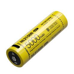 Nitecore Kellék Akkumulátor 21700 NL2150R USB-s 5000mAh 3,6V B1